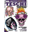 Tattoo Vorlagen Magazin 200 Tattoo-Totenköpfe