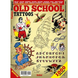 Magazin Old-school-tattoos