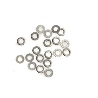 Flat Washers 8 Stainless Steel - pkg.20