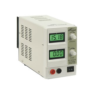 Digital Powersupply 15 V