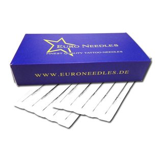 Euroneedles 9 rund Shader 50er Box 0,35mm