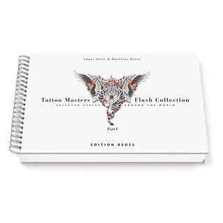 Tattoo Masters Flash Collection  Part 1