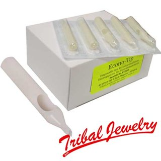 Disposable Tattoo Tip ECONO-TIP 14 V-tip