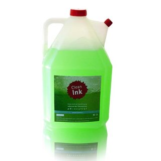 Green Soap lemon 5L Clean Ink